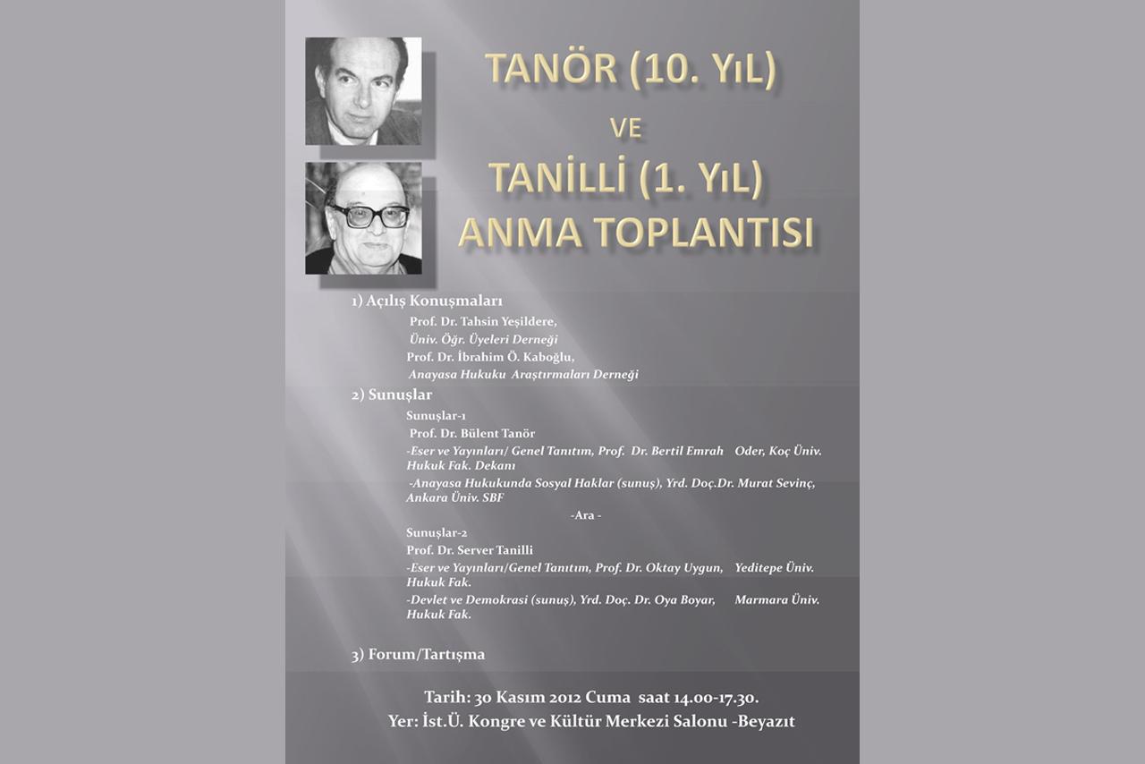 tanor-tanilli